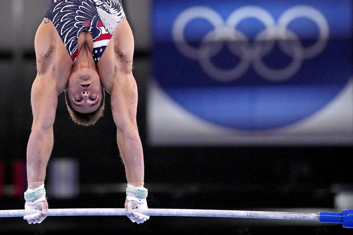 Olympics: Gymnastics - Artistic-Mens Team Final
