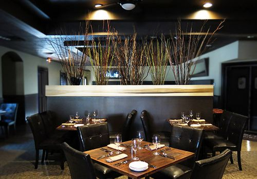 True To Its Name This Late Fall Arrival Houses A Ious Bar Offering Host Of Casual Bites But Upscale Makeover The Former Khoury S Location