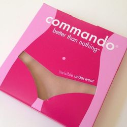 """<a href=""""http://www.wearcommando.com/collections/bottoms/products/thong"""">Commando Undies</a>, $20. """"Seamless and comfortable, need we say more?!"""""""