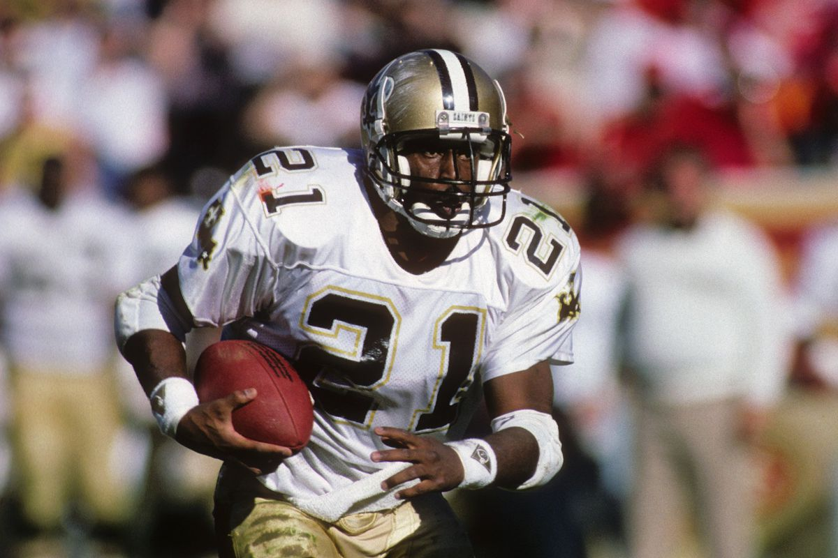 sale retailer f5876 31b3e Top 50 New Orleans Saints of All-Time: No. 15-11 - Canal ...