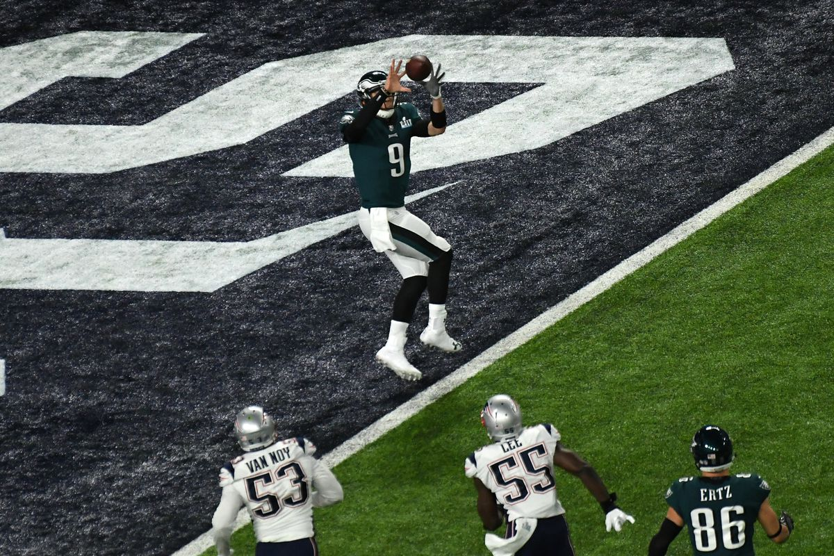23508a73d86 The Eagles set one of the best records in NFL history earlier this year