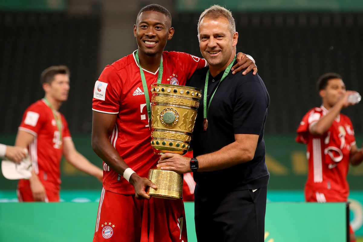 Daily Schmankerl: Alaba dreams of retiring at Bayern — on ...