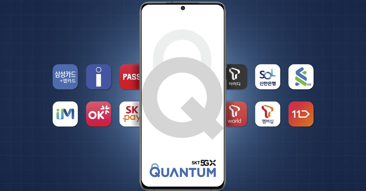 Samsung's Galaxy Quantum 2 has quantum cryptography built in – The Verge