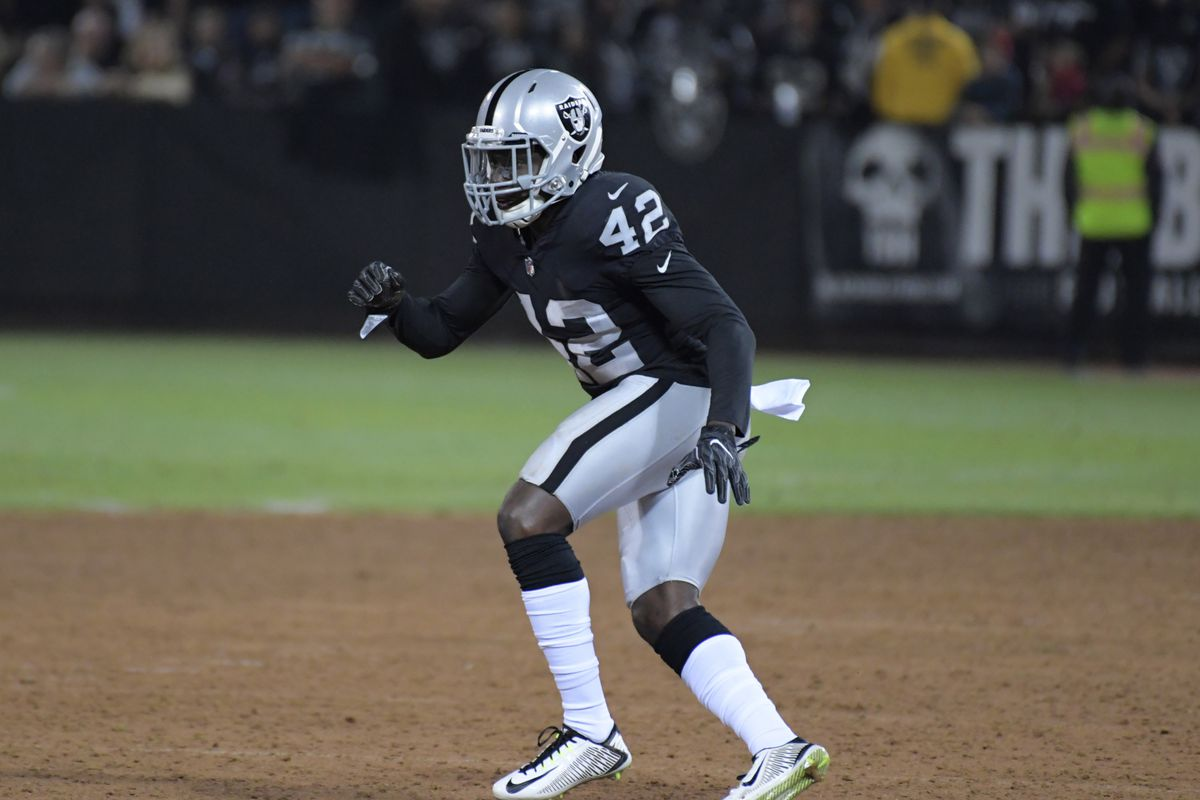 Should Raiders trade Karl Joseph? One national NFL analyst ...