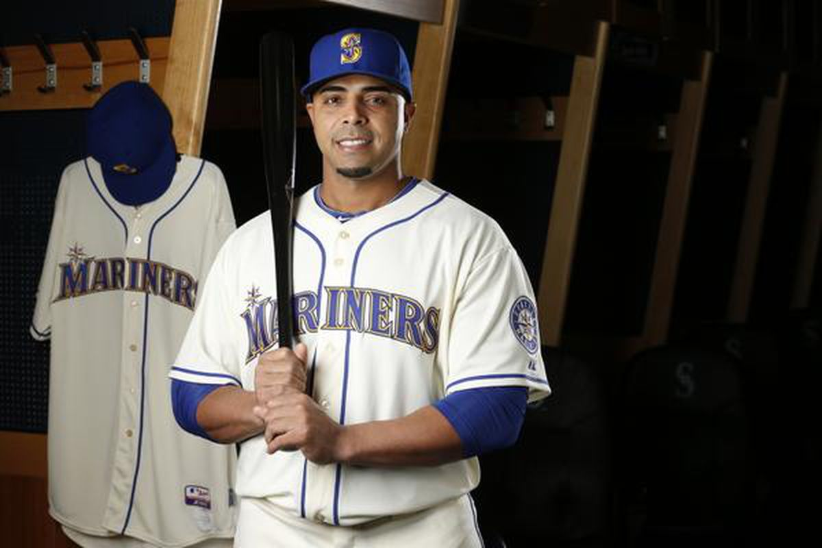 quality design 243f5 9aa0d Mariners formally introduce new Sunday alternate uniforms ...