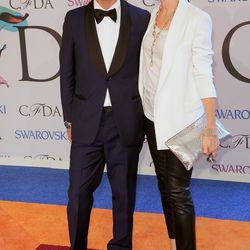 Steven Kolb and Joanna Coles