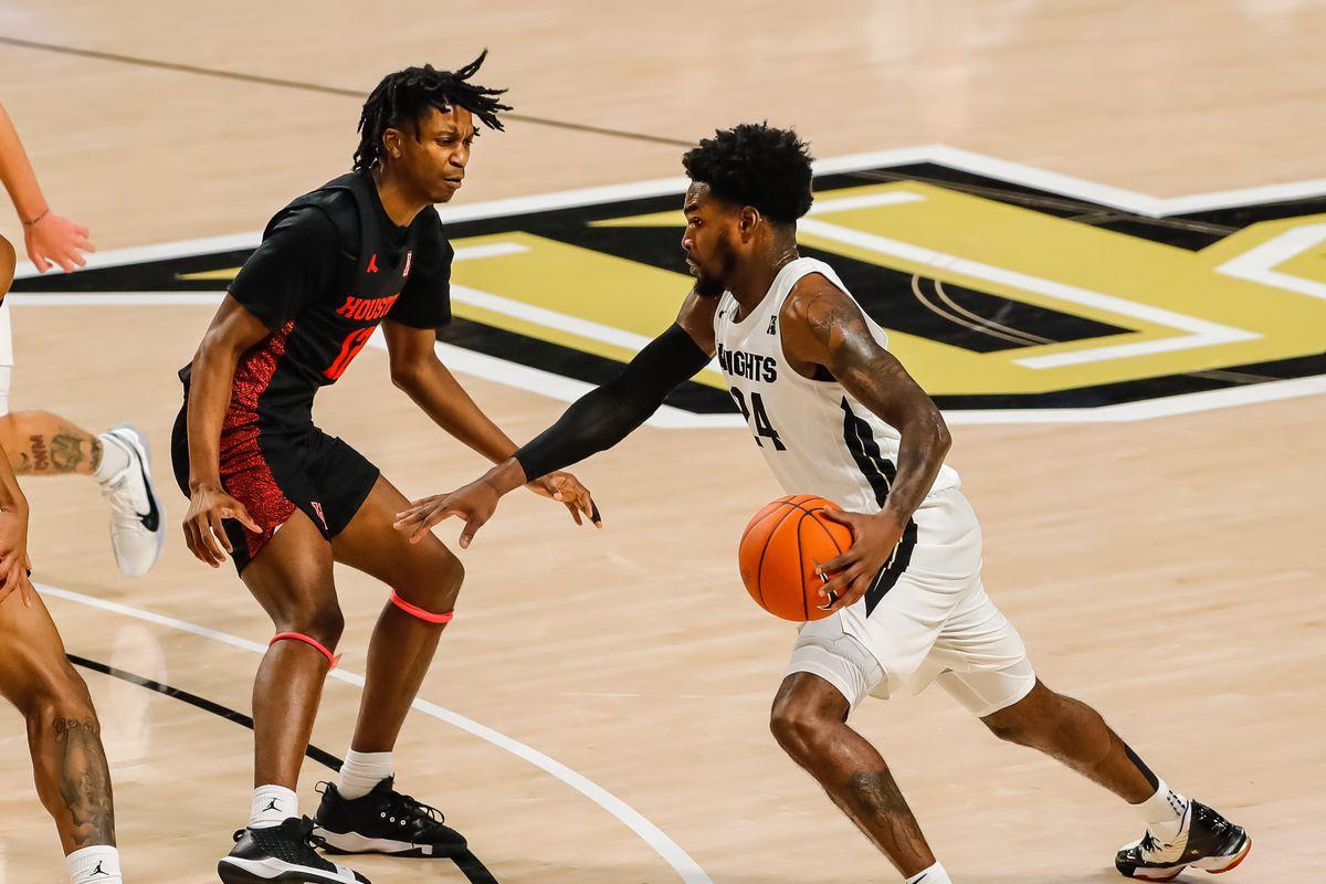 NCAA Basketball: Houston at Central Florida