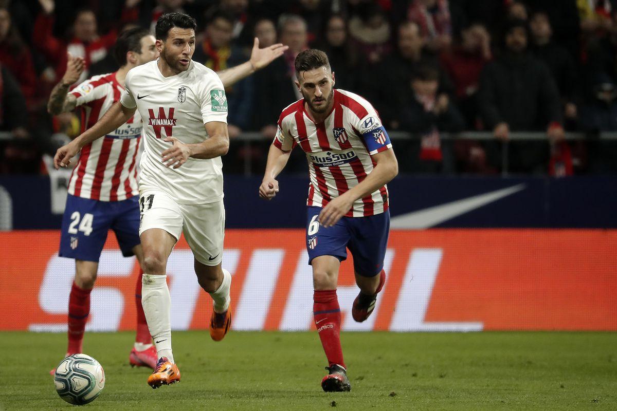 Atletico Madrid v Granada - La Liga