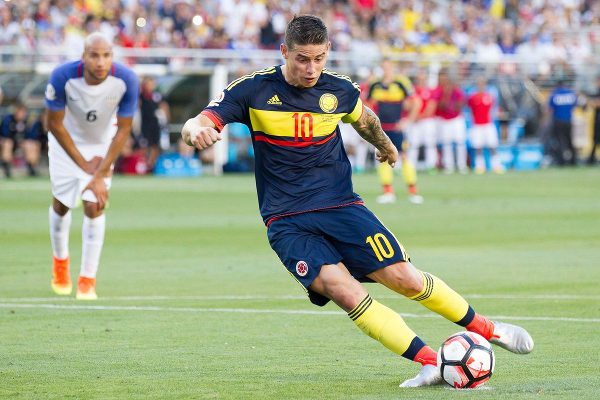 175f74181 James Rodriguez iced the game for the Colombians Kelley L Cox-USA TODAY  Sports