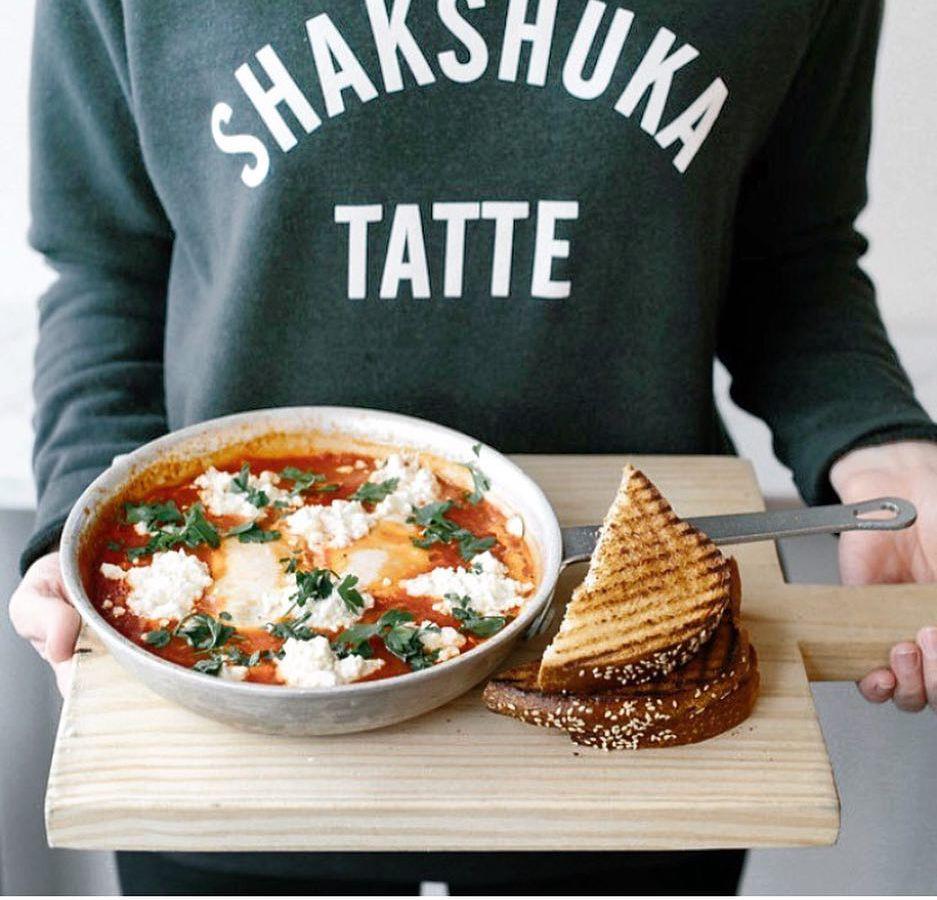 Shakshuka at Tatte