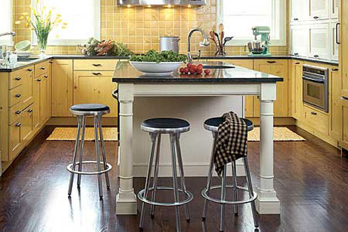 Kitchen Island Design Ideas This Old House