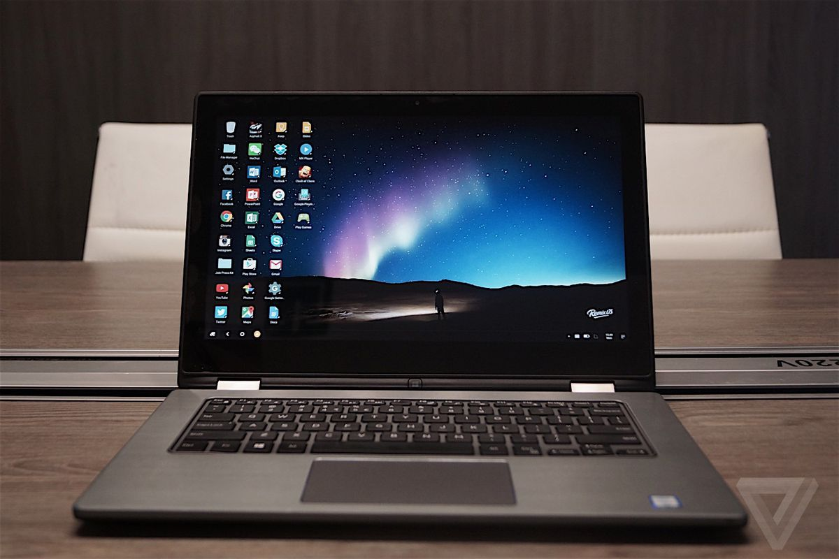 Jide's Remix OS, a desktop fork of Android, is being killed