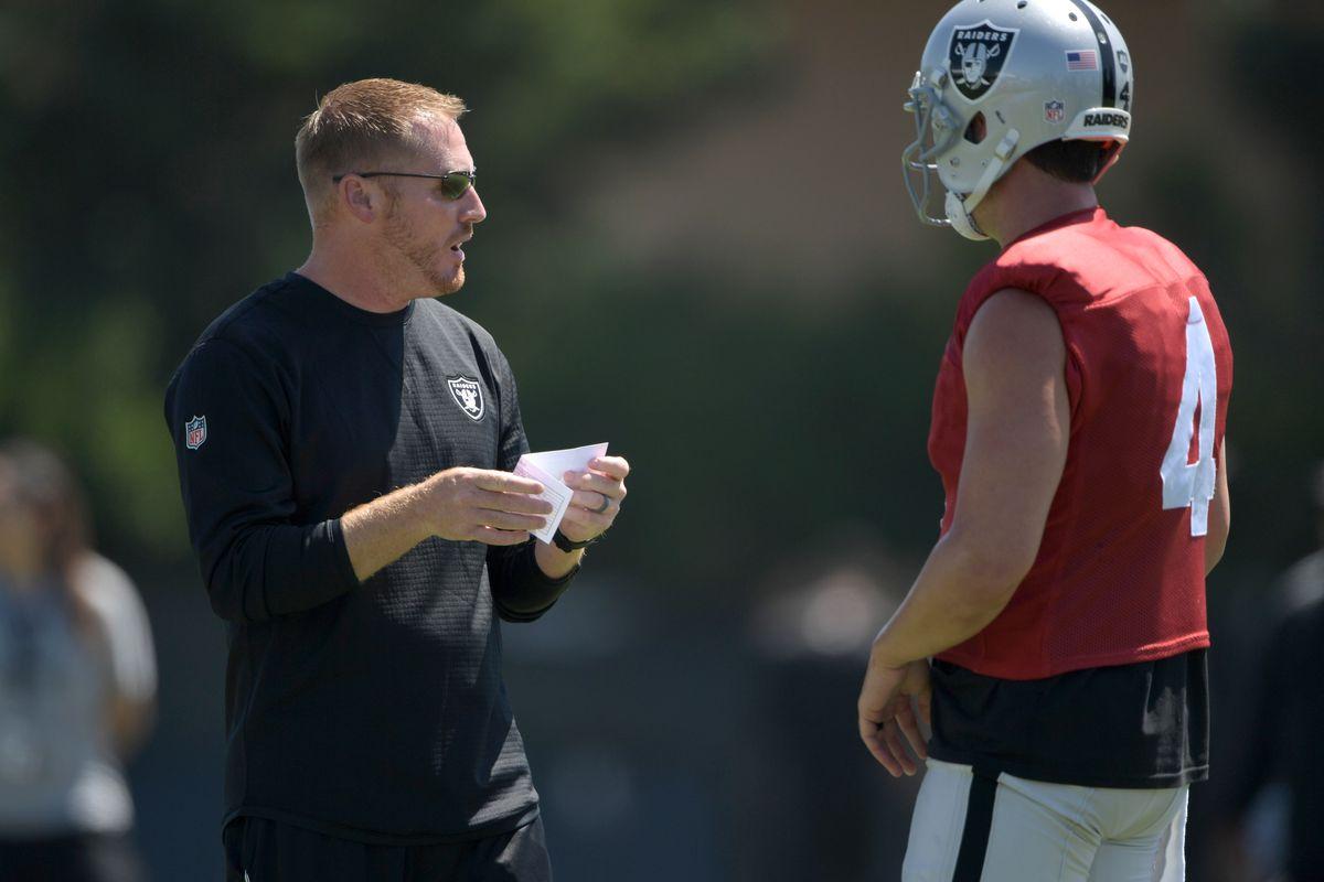 NFL: Oakland Raiders Training Camp