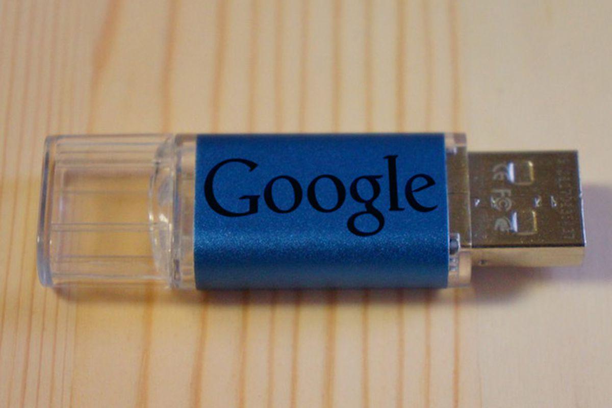 google drive usb