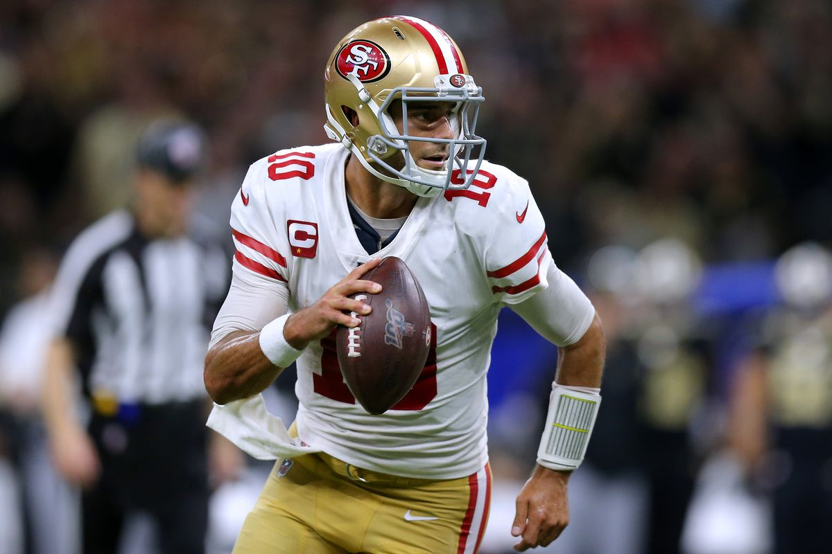 49ers news: Sunday's performance from Jimmy Garoppolo was his best yet