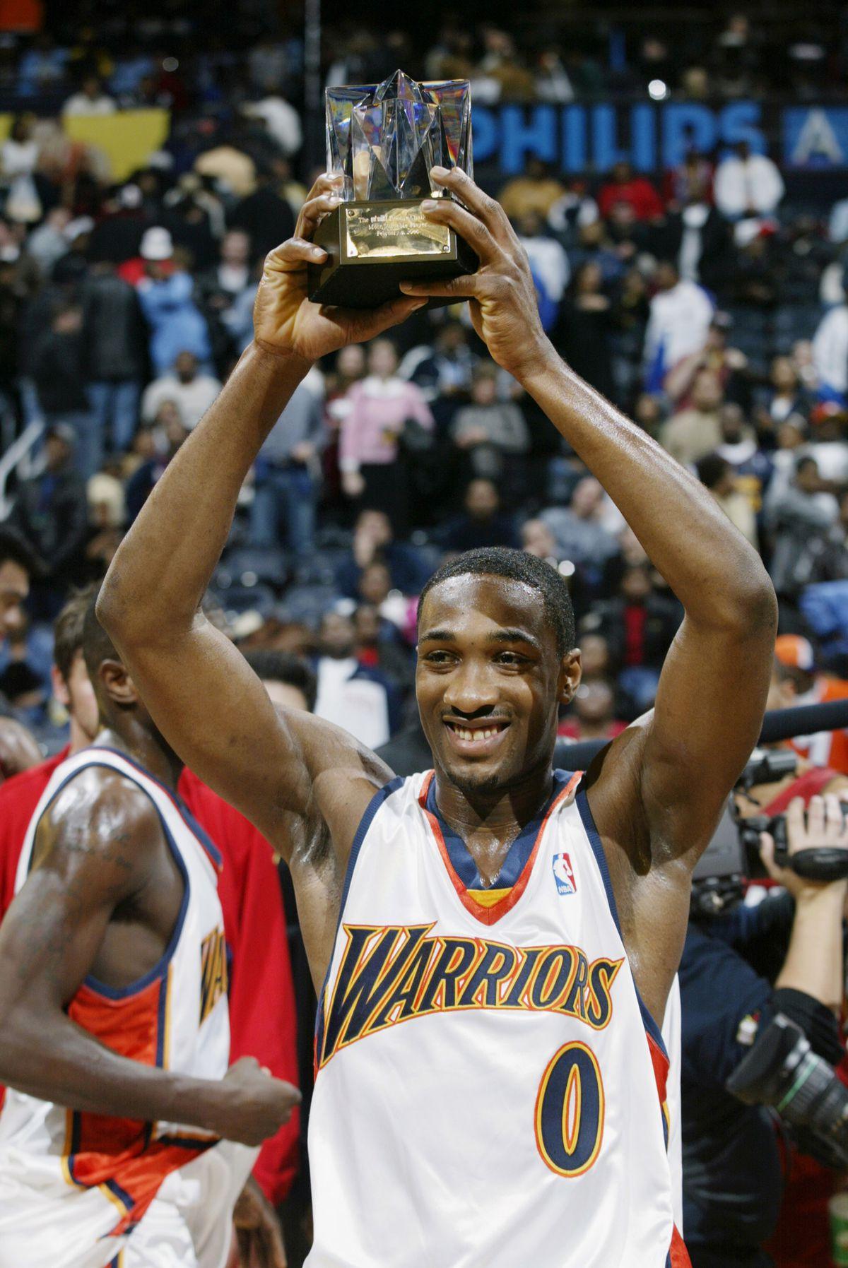 Arenas celebrates MVP