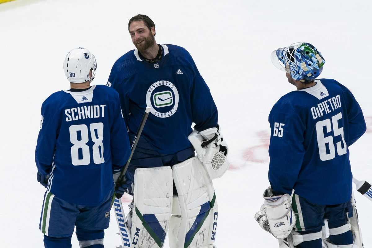 Vancouver Canucks Training Camp