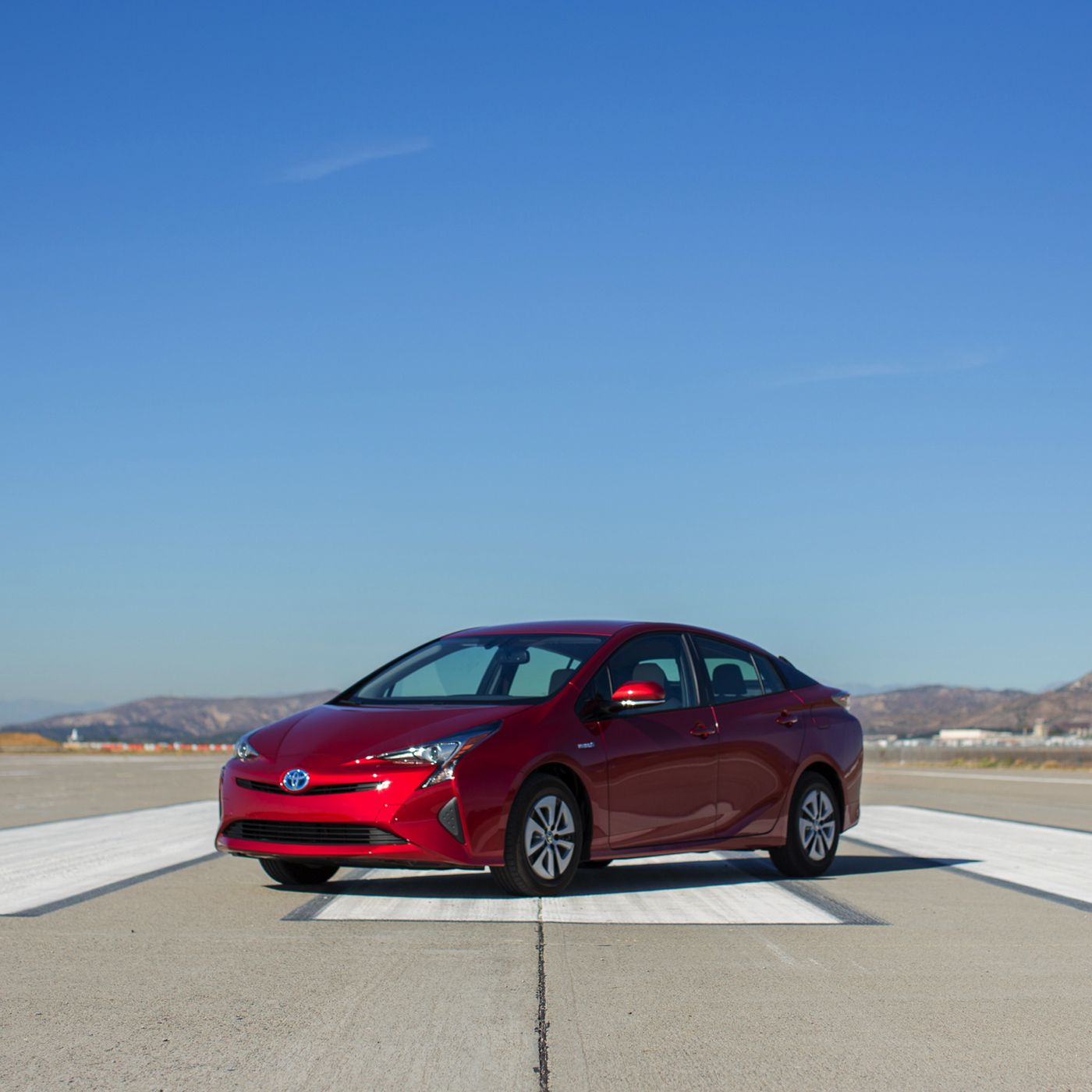 The New Toyota Prius Isn T Just A Good Hybrid It S Car Verge