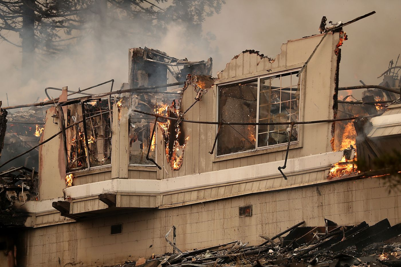How to help Northern California wildfire victims (update