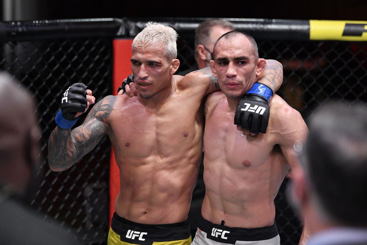 Not-retiring Tony Ferguson has 'no excuses' for UFC 256 loss to 'wet blanket' - MMAmania.com