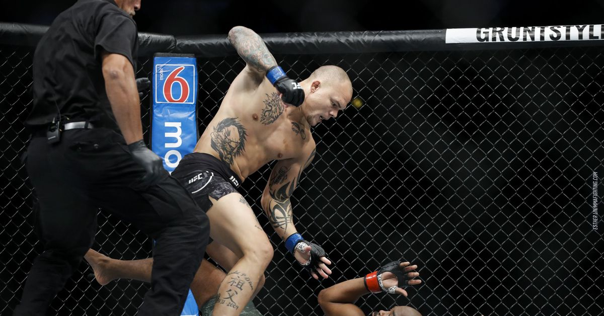 Anthony Smith is 'fresh out of f**ks to give' and that means he's at his very best ahead of UFC Vegas 8