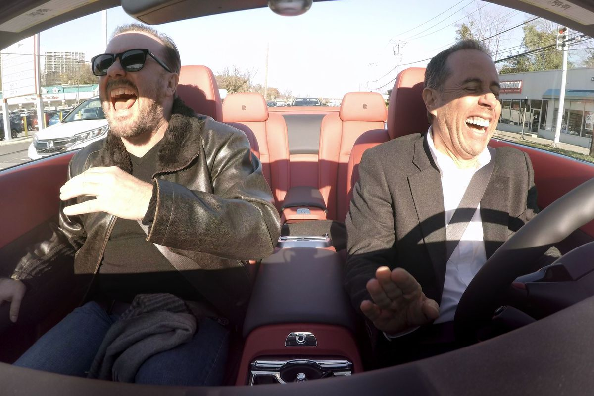 Netflix's 'Comedians In Cars Getting Coffee': Best (and