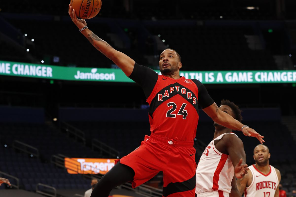 Five thoughts recap: Toronto Raptors 122, Houston Rockets 111