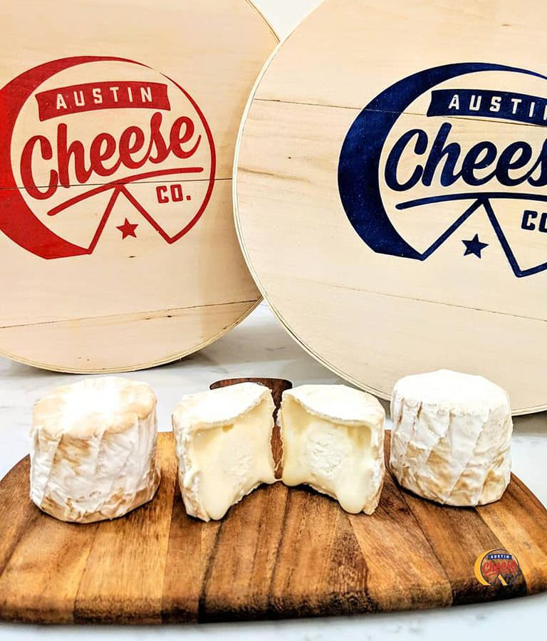 Cheese from Austin Cheese Company