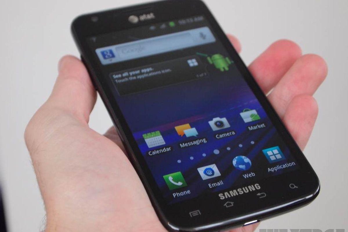 Galaxy S II Skyrocket AT&T
