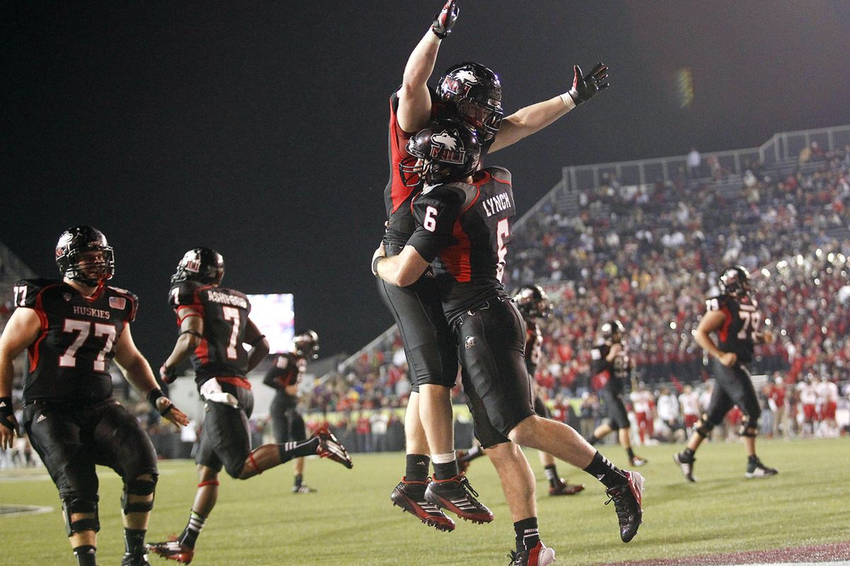 Can NIU repeat? That's just one question we're asking in this here live chat. (Crystal LoGiudice-US PRESSWIRE)