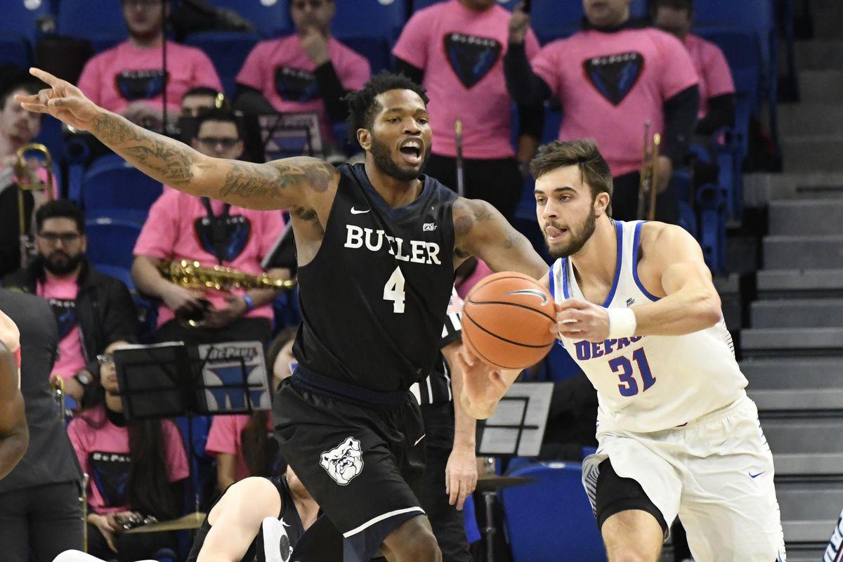 NCAA Basketball: Butler at DePaul
