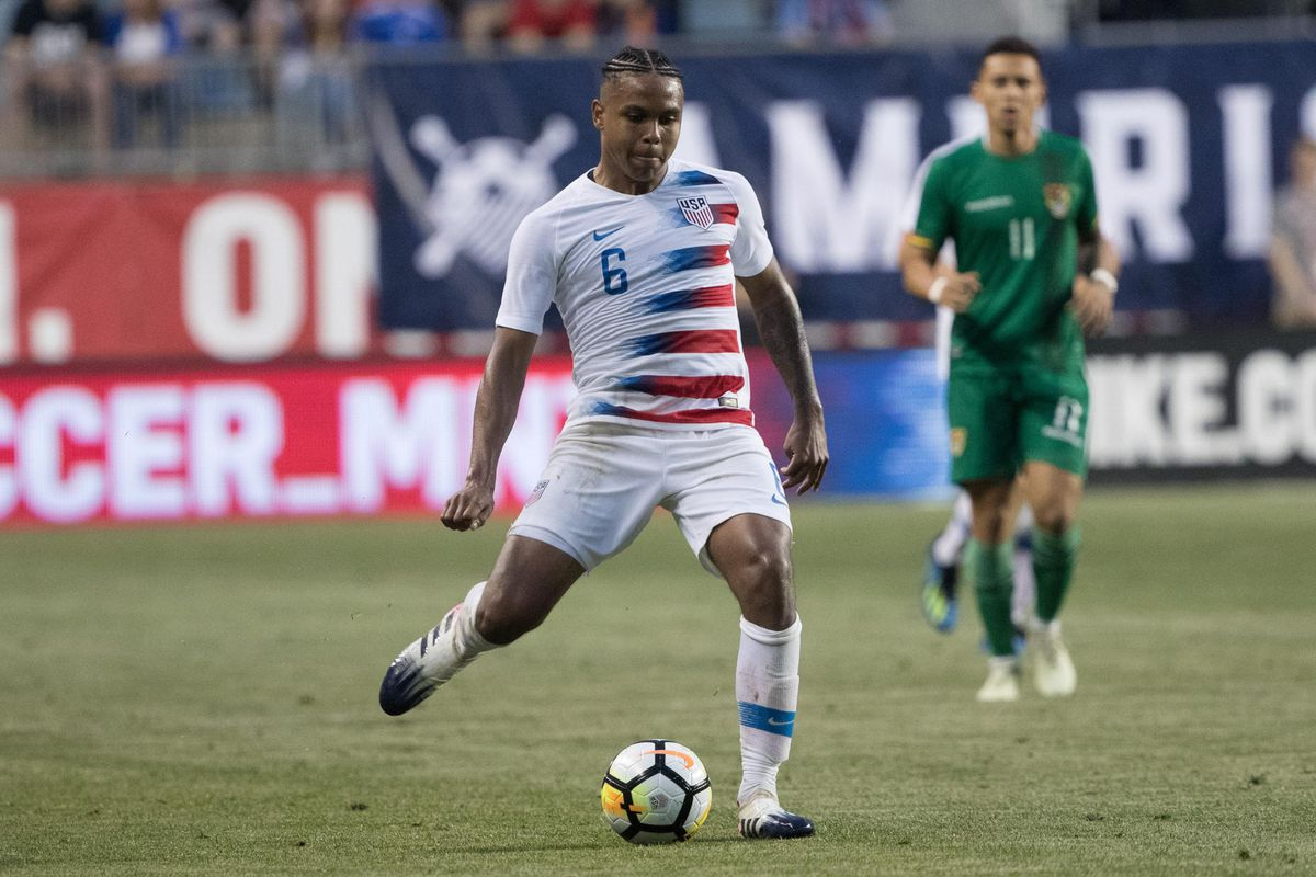 Soccer: International Friendly Men's Soccer-Bolivia at USA