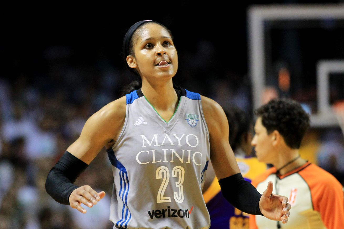 854019898.jpg.0 - WNBA superstar Maya Moore's dispute with the Lynx has massive implications