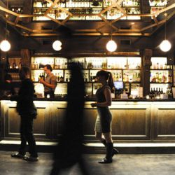 Mary Queen of Scots' bar<br /><br />Billy Farrell / Bill Farrell Agency