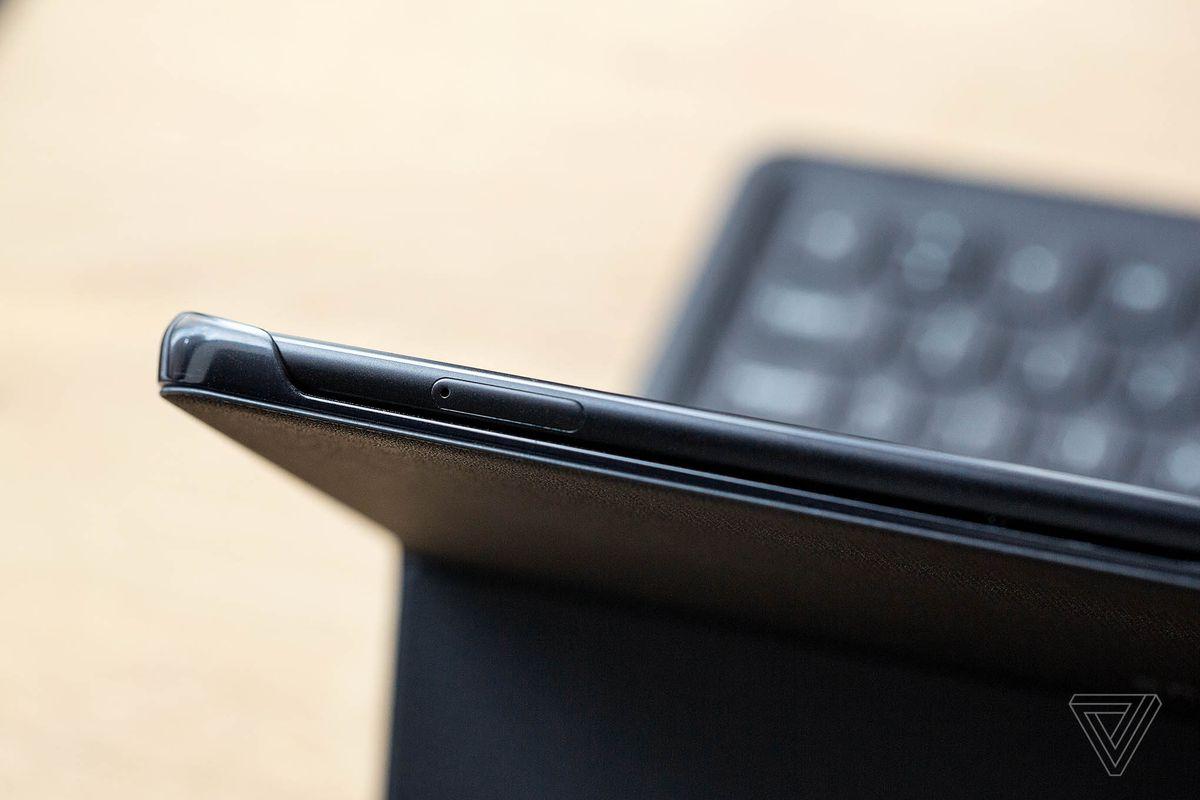 Samsung Galaxy Tab S4 review: valiant effort - The Verge