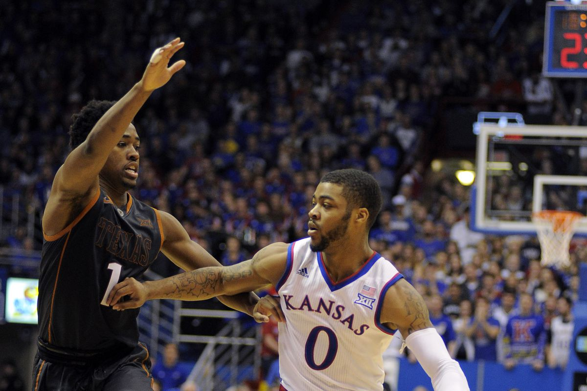 How to Watch Kansas Jayhawks Basketball vs Texas Longhorns: TV, Streaming, Radio - Rock Chalk Talk