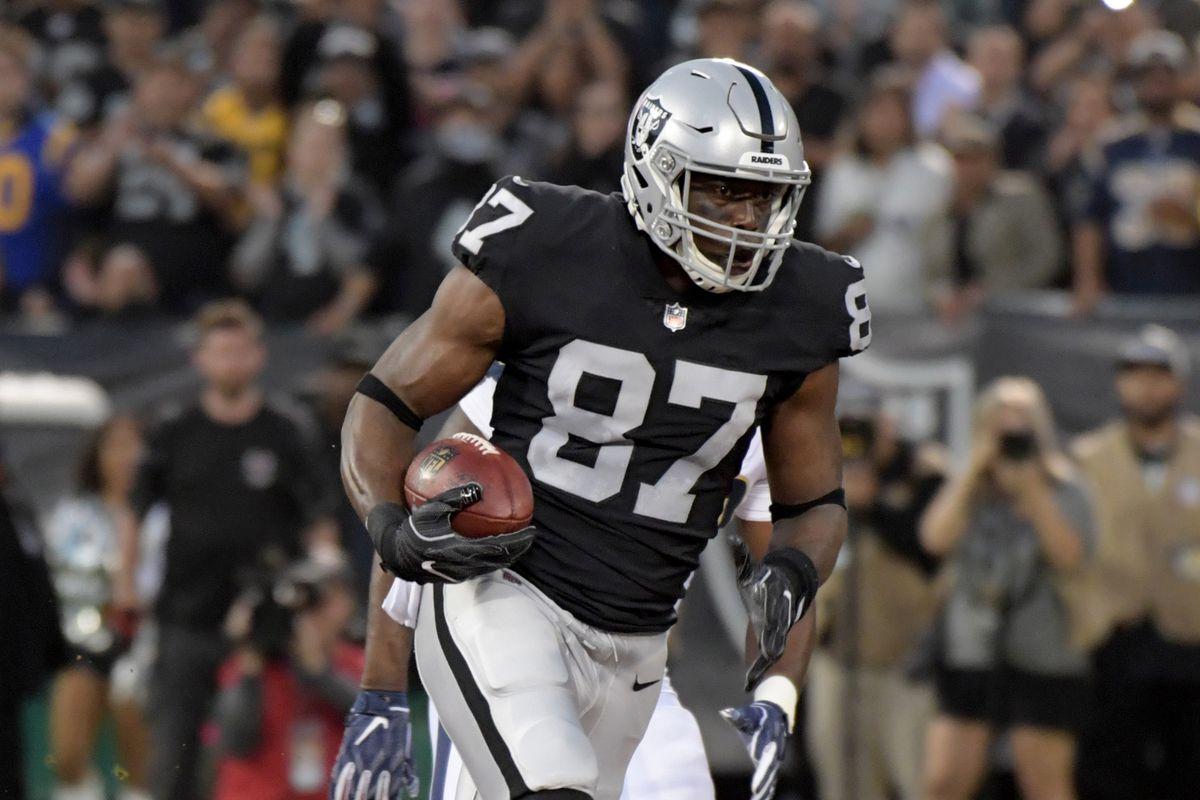 NFL: Los Angeles Rams at Oakland Raiders