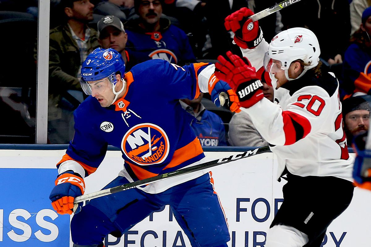 buy online 2f8fe b46a2 Game Preview: Devils vs. Islanders - All About The Jersey