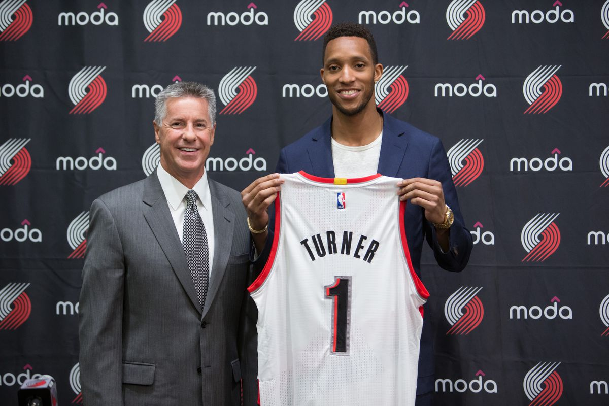 Even Turner Press Conference and Photo Shoot