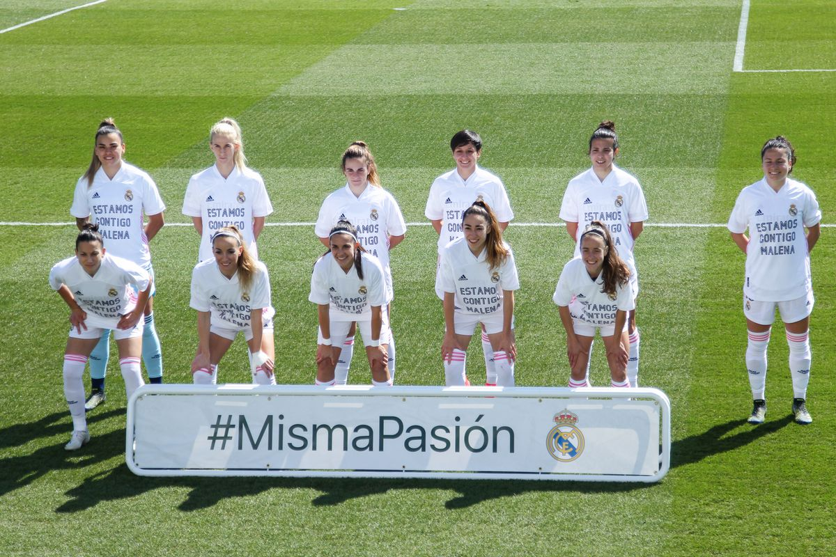 Real Madrid V Real Betis Balompie - Primera Division Femenina