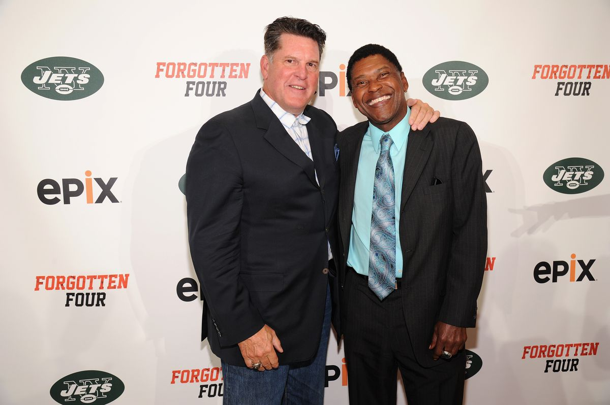 EPIX & THE NY JETS Present Forgotten Four The Integration Of Pro Football