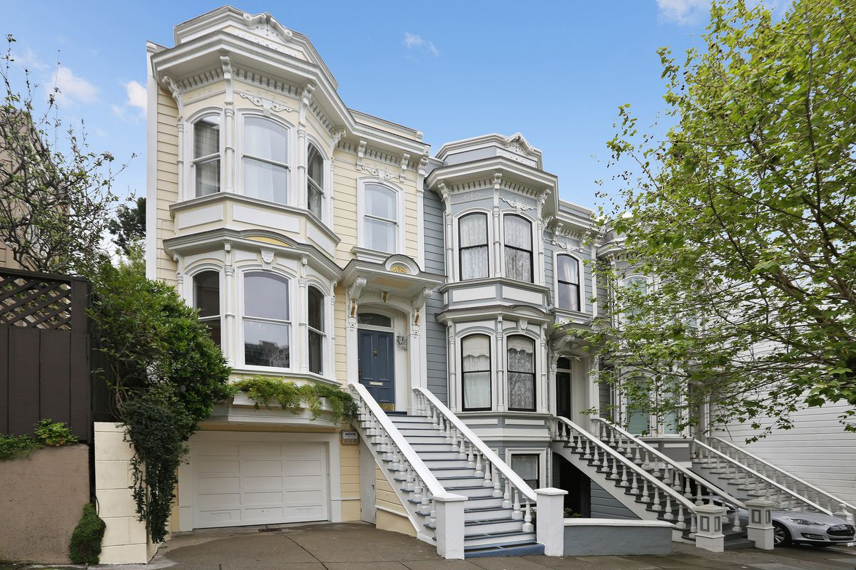 Charming pacific heights victorian seeks 2 7 million for Mansions in san francisco for sale