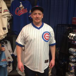 $50 Cubs Jersey from the Sports Authority!