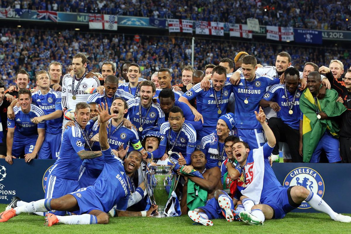 Despite their victory yesterday, it is doubtful that Chelsea will go down as one of the best teams in Europe