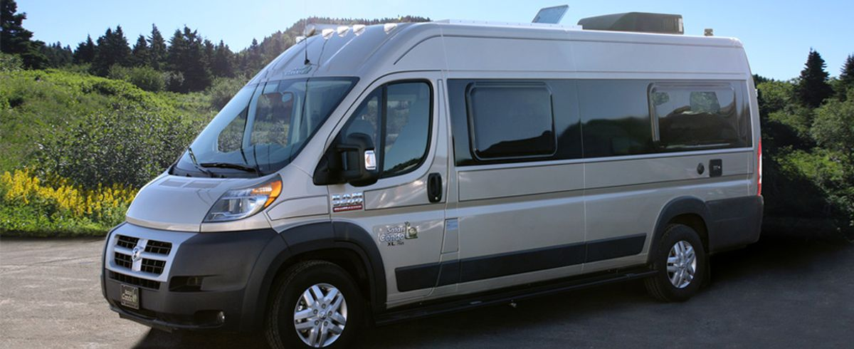 Used Vans For Sale Near Me >> The 5 best RVs and camper vans you can buy right now - Curbed