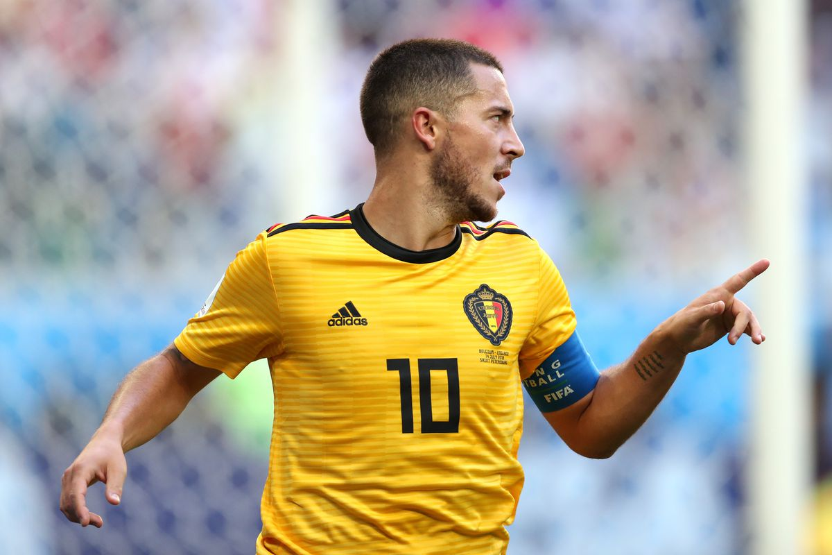 best cheap 266c1 9f45c Statistical Analysis: Should Real Madrid Sign Eden Hazard ...