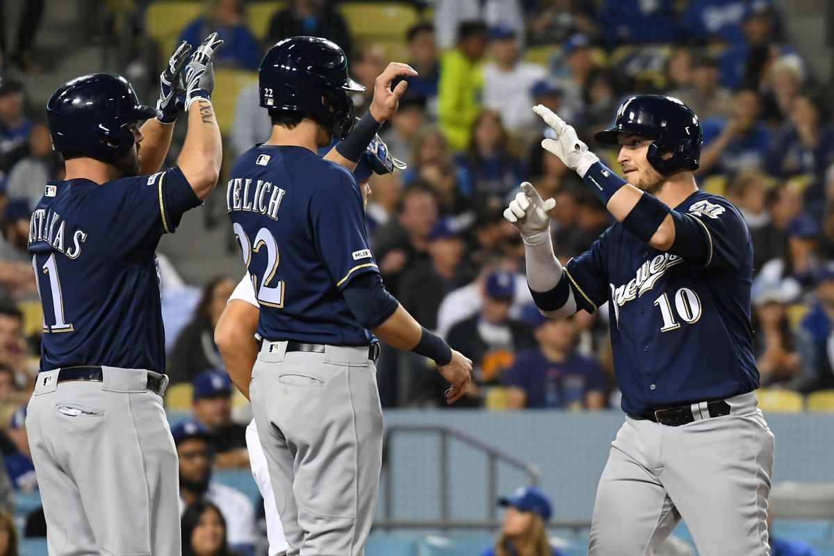 a6e84335c Brewers to send four players to 2019 MLB All-Star Game - Brew Crew Ball
