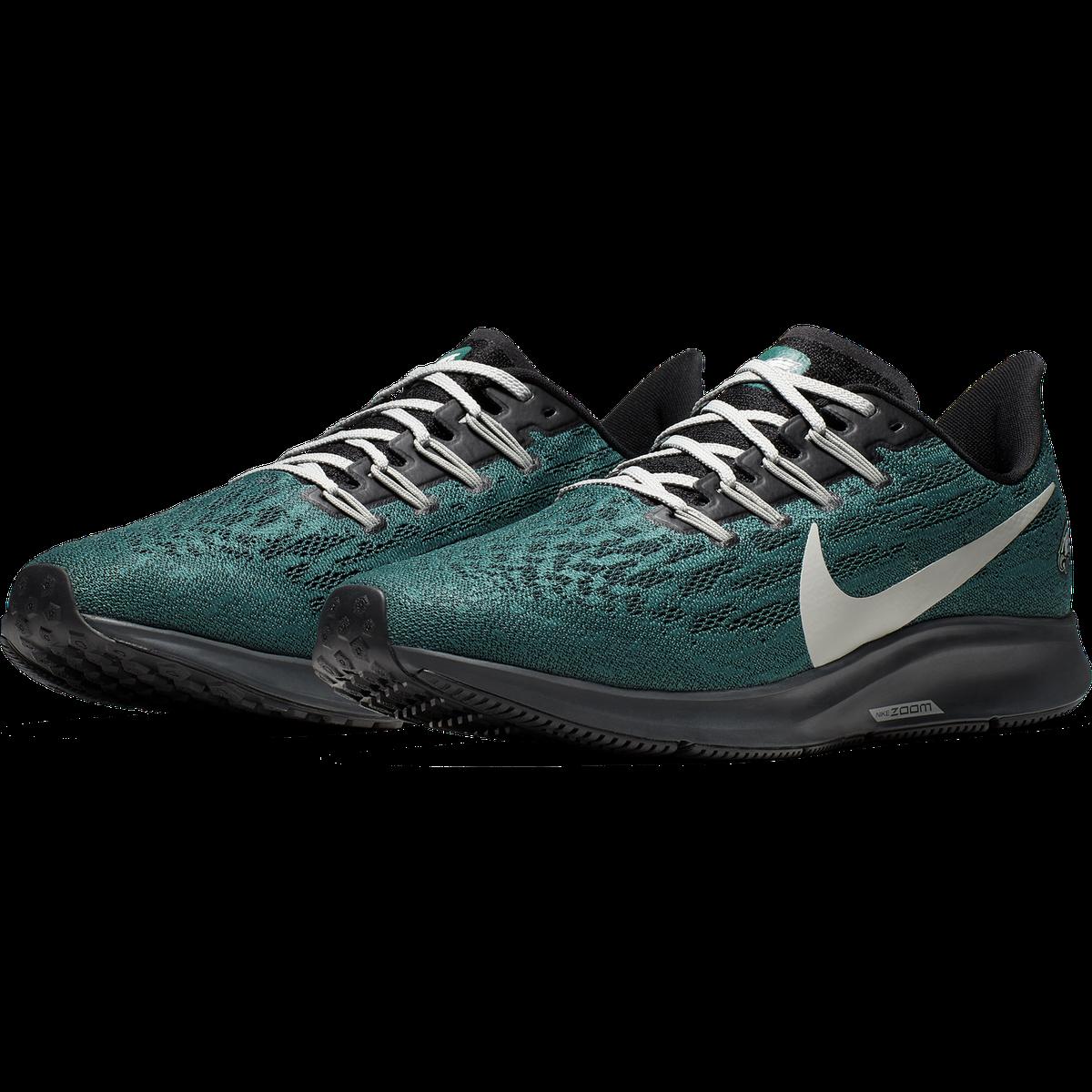 économiser f28c6 5324c Nike drops the new Air Zoom Pegasus 36 Eagles shoe ...