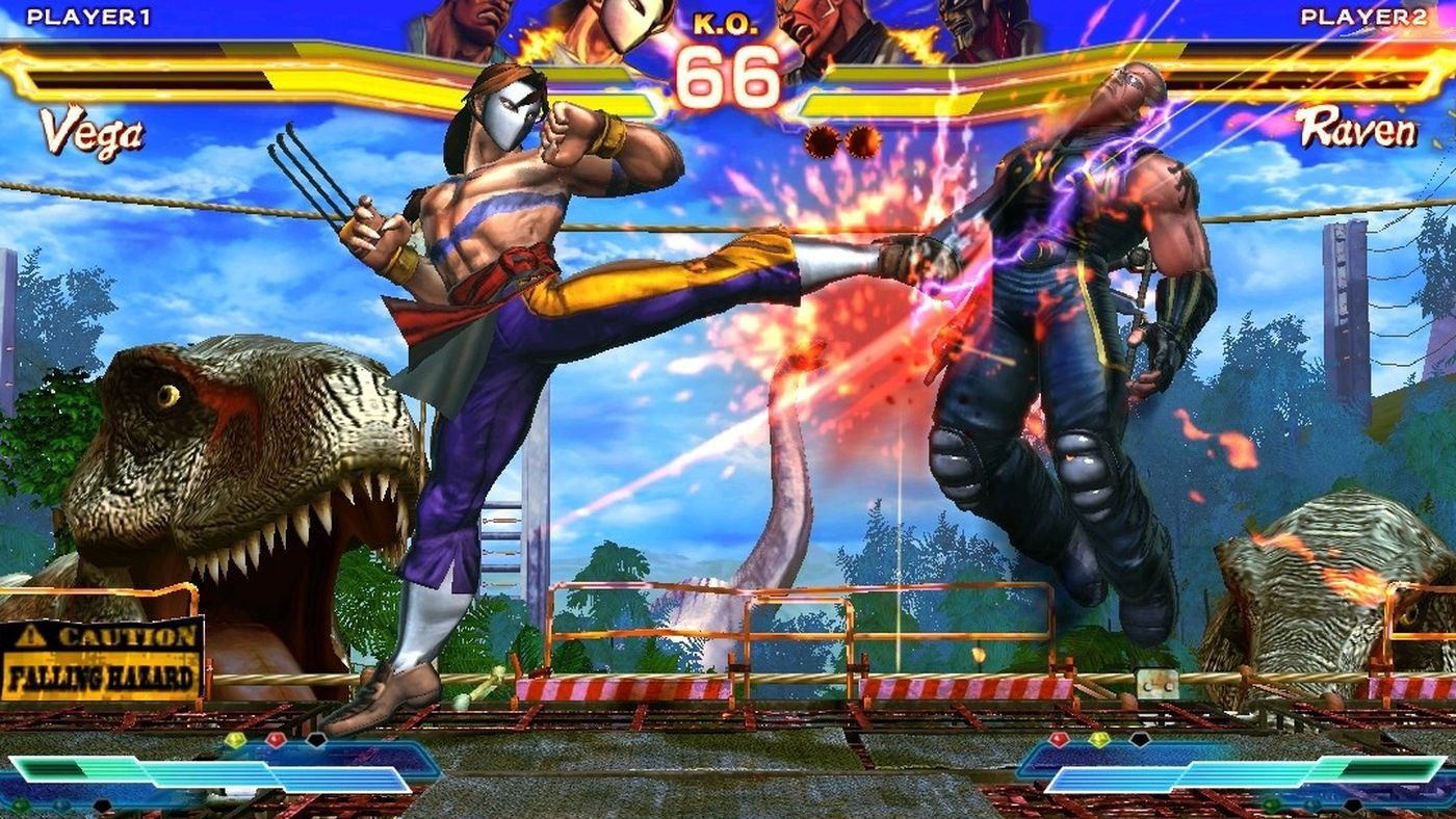 Professional fighting game players fought for $20,000 in