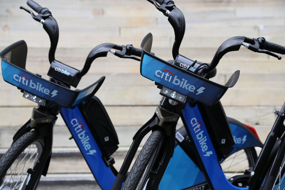 Citi Bike Rolls Out 200 E Bikes In Nyc Curbed Ny
